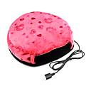 Heated Creative Pink USB Warmer Mouse Hand Warmer