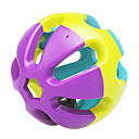 Nice Colourful Pets Toy Phonate Ball