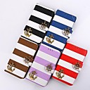 Pirates Pattern PU Leather Cover with Card Slot Cover for Samsung Galaxy S5 Mini/G800 (Assorted Colors)