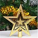 20cm-golden-christmas-tree-decorated-tree-topstar-treetop-pentagram
