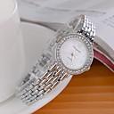 Womens Fashionable Style Alloy Analog Quartz Bracelet Watch(Assorted Colors)