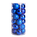 24pcs-nochi-8cm-christmas-balls-christmas-ball-light-ball-plated-ball-christmas-tree-ornamentassorted-color