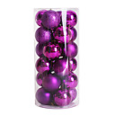 24pcs-nochi-6cm-christmas-balls-christmas-ball-light-ball-plated-ball-christmas-tree-ornamentassorted-color