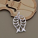 New Fashion Pendant Necklaces Silver Silver-Plated Necklaces AN1396