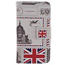 The Envelope PU Leather Full Body Case with Stand and Card Slot for LG L70