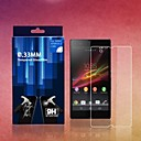 0.33mm Anti-scratch Matte Screen Protector with Cleaning Cloth for SONY XPERIA-Z L36h