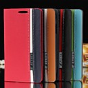 Assorted Color PU Leather Full Body Case with Stand and Card Slot for Nokia Lumia 630 (Assorted Colors)