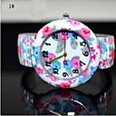 Womens Circular Color Belt Watch(Assorted Colors)