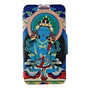 Kinston Religious Pattern Seven Pattern PU Leather Full Body Case with Stand for Samsung Galaxy S3 I9300