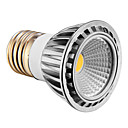 E27 3W 1xCOB 210LM 6000K Cool White Light LED Spot Lights (AC 220-240)