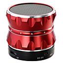 Al Aire Libre Interior Base de Conexión Bluetooth Portátil Wireless Bluetooth 3.0 3.5mm AUX Altavoz de Estantería Dorado Negro Plata Rojo