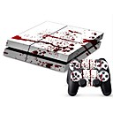 B-Skin PS4 Console Protective Sticker Cover Skin Controller Skin Sticker