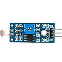 1-vejs foto modstand sensor modul til Arduino (virker med de officielle Arduino boards)