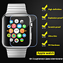 Beittal 0.26 mm Rounded Edge Transparent 9H Toughened Glass Screen Protector for Apple watch 3 Series 2 1 (38 42mm)