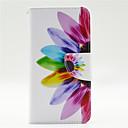 Image of colorato petalo pu leahter caso corpo pieno con slot per schede di lumia 640 microsoft