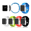 Watch Band for Apple Watch Series 3 / 2 / 1 Apple Watch Series 3 Apple Wrist Strap Sport Band Silicone