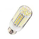 Image of ywxlight 9w e26 / e27 luci al mais a led 96 smd 5730 900-1000 lm bianco caldo bianco freddo bianco ac 220-240 v