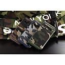 Funda Para Samsung Galaxy Funda Samsung Galaxy Antigolpes Funda Trasera Color Camuflaje ordenador personal para J1 / Grand Prime / E7