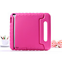 Funda Para Apple Antigolpes / con Soporte Funda Trasera Un Color Dura EVA para iPad Air / iPad 4/3/2 / iPad Mini 3/2/1 / iPad (2017)