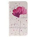rosa, modello di fiore cuoio dell'unità di elaborazione della copertura completa del corpo con supporto per Sony Xperia Z5 compatto