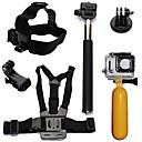 Accesorios Kit Impermeable / Flotante por Cámara acción Gopro 6 / Todas las cámaras de acción / Gopro 5 Buceo / Surfing / Esquí El