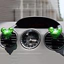 2stk tilfældig form duft bil udluftning luftfriskere parfume outlet