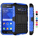 Funda Para Samsung Galaxy Funda Samsung Galaxy Antigolpes con Soporte Funda Trasera Armadura ordenador personal para Young 2 Grand Prime
