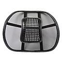 ziqiao kontorstol autostol dækning sofa køligt massage pude lænde tilbage tandbøjle pude lumbal pude