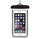 Bolsa seca / Bolso del teléfono celular para Samsung Galaxy S6 / iPhone 6s / 6 / iPhone 6 Plus Ligeras / Impermeable / Fluorescente 6inch