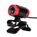 12m 2.0 Videocamera HD webcam web cam videocamera digitale web con il mic per il computer portatile del PC