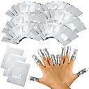 100pcs Plantilla de estampado de uñas Diario Abstracto Moda Alta calidad