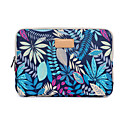 '11.6 12 13.3 14 15.6 Forest Leaves Design Shockproof Laptop Sleeve Bag For Macbook/surface/hp/dell/asus/samsung/sony Etc