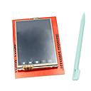Image of Schermo TFT LCD touch screen da 2,4 pollici con la penna di tocco per UNO arduino