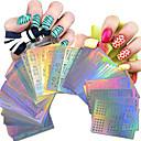 Sticker Nail Art Nail Tips unghia intera / Gioielli per unghie