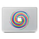 1 pieza Adhesivo para Anti-Arañazos Geométrico Diseño PVC MacBook Pro 15'' with Retina / MacBook Pro 15 '' / MacBook Pro 13'' with Retina / MacBook Pro 13 '' / MacBook Air 13'' / MacBook Air 11''