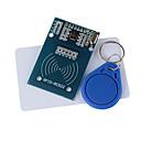 Image of modulo RFID rc522 IC Card S50 carte Fudan catene chiave di (per arduino) forniscono codice di sviluppo