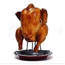 antiadherente pollo a la parrilla tostador de estante