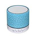 a9 mini portátil super bass bluetooth 3.0 usb altavoz inalámbrico bluetooth altavoz blanco blanco azul claro rosa claro