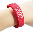 Image of Smart Bracelet Bracciale smartResistente all'acqua Long Standby Calorie bruciate Contapassi Sportivo Allarme sveglia Distanza del