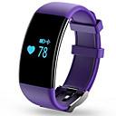 Image of braccialetto braccialetto intelligente Bluetooth 4.0 0.66 frequenza cardiaca oled monitoraggio braccialetto intelligente