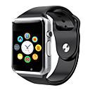 Smart watchLong Standby Contapassi Assistenza sanitaria Sportivo Telecamera Allarme sveglia Touch Screen GPS Sonoro Indicatore del sonno