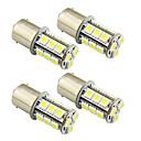 1157 1156 Coche Bombillas 2W W SMD 5050 200lm lm LED las luces exteriores