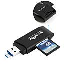 CompactFlash SD/SDHC/SDXC MicroSD/MicroSDHC/MicroSDXC/TF USB 3.0 USB Lector de tarjetas