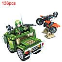 Image of Costruzioni Gioco educativo per il regalo Costruzioni Carro armato Auto 6 anni e sopra Giocattoli