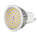Image of YWXLIGHT 7W 600-700lm GU10 Faretti LED 48 Perline LED SMD 2835 Decorativo Bianco caldo Luce fredda Bianco 85-265V