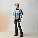 Accesorios Otros por Muñeca Barbie  Lino/Algodón Tela no tejida Camisas Pantalones por Chica de muñeca de juguete