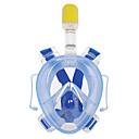 Image of Maschere subacquee Antinebbia Impermeabile Valvola asciutta Maschere granfacciali 180 gradi Sub e immersioni WINMAX