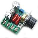 Image of Regolatore di controllo della velocità del motore pwm ac Regolatore di tensione regolabile 2000w