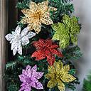 10pcs Navidad ornamentos de NavidadForDecoraciones de vacaciones 10101