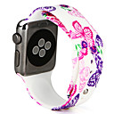 Sport Band For Apple Watch 3 Series 1 2 38mm 42mm Silicone Replacent Watch Band